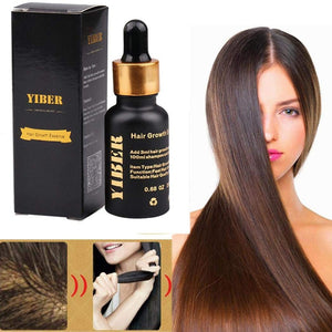 100% Natural Extract Essence Hair Growth Serum Oil for Advanced Thinning Hair and Hair Loss Supplement Hair Growth Essence TSLM2