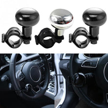 Load image into Gallery viewer, Car Steering Wheel Spinner Knob Power Handle Ball Hand Control Ball Booster Wheel Strengthener Auto Spinner Knob Ball