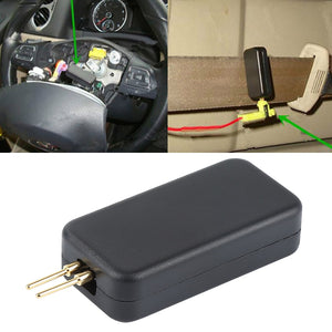 New 1 Pcs Car Airbag Simulator Emulator Bypass Garage Srs Fault Finding Diagnostic Tool