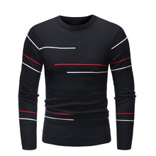 Load image into Gallery viewer, FeiTong Spring Sweater Of Men 2019 Streetwear Mens Clothing Sweater Pullover Slim Jumper Knitwear Outwear Blouse Sweater