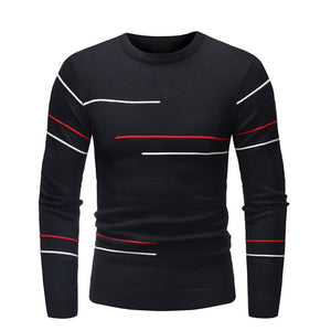 FeiTong Spring Sweater Of Men 2019 Streetwear Mens Clothing Sweater Pullover Slim Jumper Knitwear Outwear Blouse Sweater