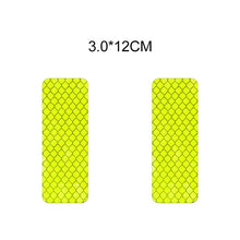 Load image into Gallery viewer, Safety Reflective Warning Strip Tape Car Bumper Reflective Strips Secure Reflector Stickers Decals Car Styling