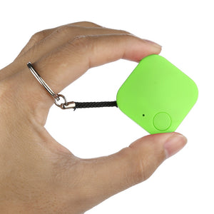 Pets Smart Mini GPS Tracker Anti-Lost Waterproof Bluetooth Tracer With Hanging Rope Keys Wallet Bag Kids Finder Equipment #30