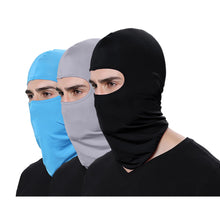 Load image into Gallery viewer, Cycling Motorcycle Neck Motorcycle Face Mask Winter Warm Ski Snowboard Wind Cap Police Balaclavas Outdoor Sports Face Shield