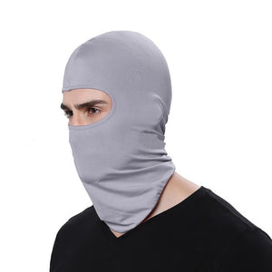 Cycling Motorcycle Neck Motorcycle Face Mask Winter Warm Ski Snowboard Wind Cap Police Balaclavas Outdoor Sports Face Shield