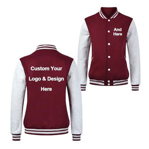 New Arrival Men Custom Logo and Design Stylish Jackets Mens Hoodies Fashion Baseball Jacket Costume Coat High Quality
