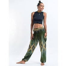 Load image into Gallery viewer, MIARHB Summer NEW Fashion Men Women Thai Harem Trousers Bohemian Festival Hippy Smock High Waist Loose Pants Freeship N4