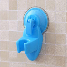 Load image into Gallery viewer, Bathroom Strong Attachable Shower Head Holder Movable Bracket Powerful Suction Type Shower Room Bathroom Seat Chuck Holder