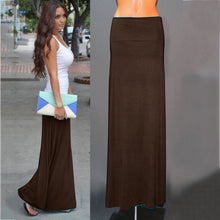 Load image into Gallery viewer, Womail Skirt Women NEW Summer Beach Skirt Sexy Long Jersey Bodycon Maxi Skirt Ladies Skirt Casual Fashion 2019 dropship M28