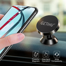 Load image into Gallery viewer, GETIHU Magnetic Car Holder Mini Air Vent Mount Magnet Mobile Phone Holder Universal For iPhone X Xs MAX 8 6s Phone Stand in Car