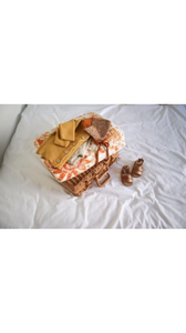 Padded Luxe - The Seasons - Autumn - Children's Bedding Set - Padded