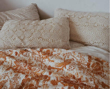 Load image into Gallery viewer, The Seasons • Autumn • Single / Double Kantha Throw