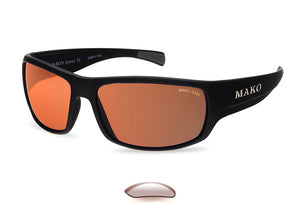 Mako Escape Polarized Sunglasses with Photochromic Lens