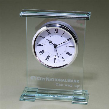 Jade Award Clock