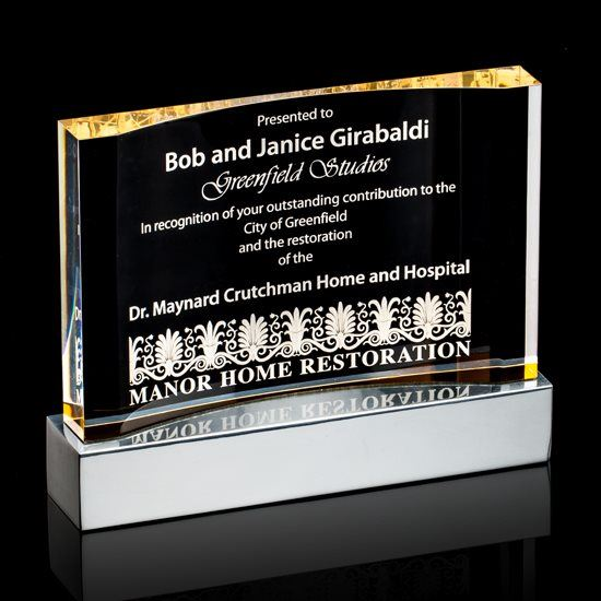 Cornerstone Award - Gold