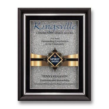 Luminesce Plaque