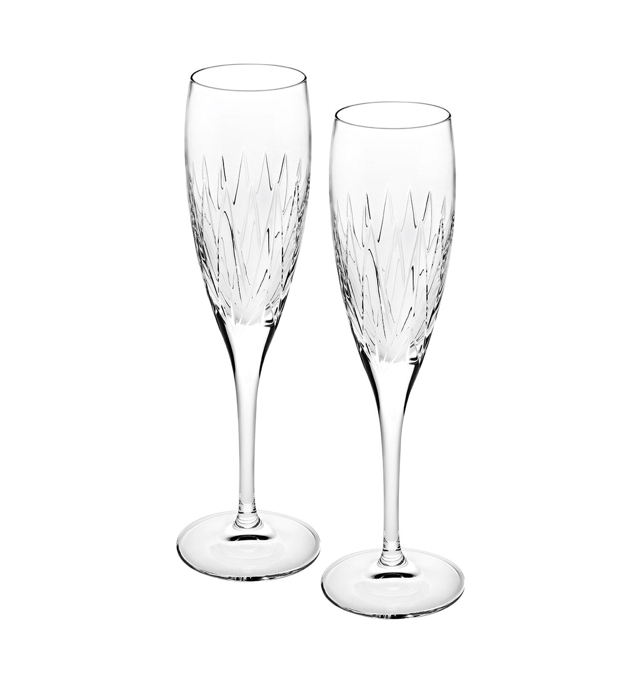 Set with 2 Flutes - Astro - Glassware - Vista Alegre