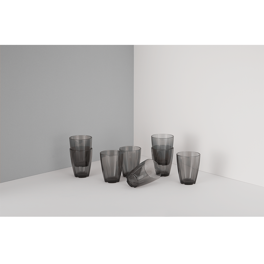 Bruk 8 Piece Large Tumbler Set