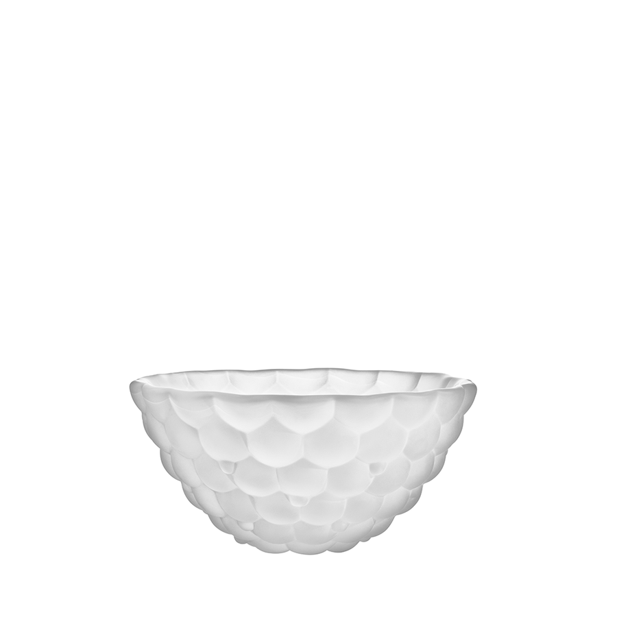 Raspberry Bowl (frost, medium)