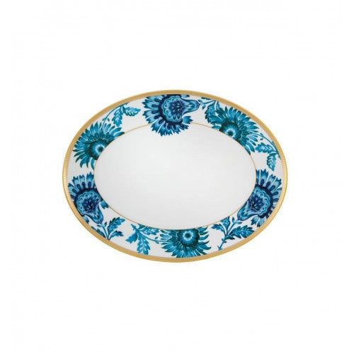 Gold Exotic Large Oval Platter - Gold Exotic - Dinnerware - Vista Alegre