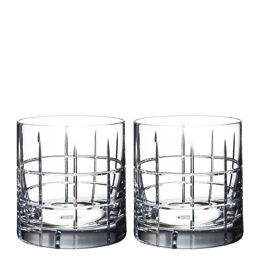 Street Double Old Fashioned (pair)
