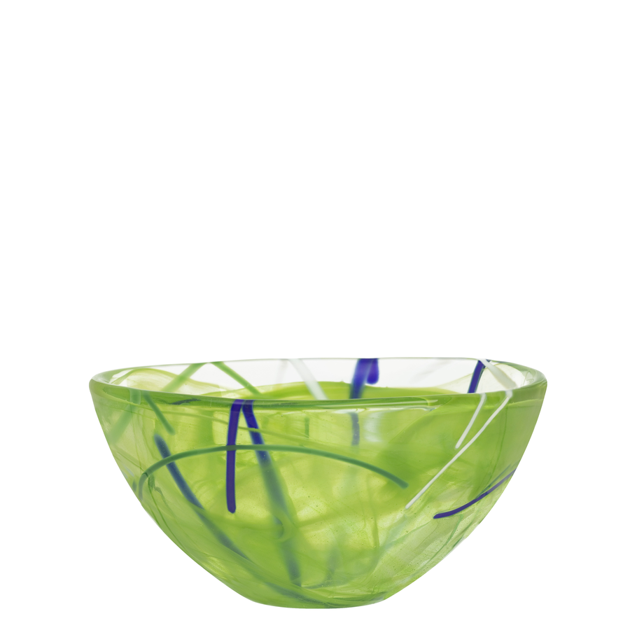 Contrast Bowl, Lime