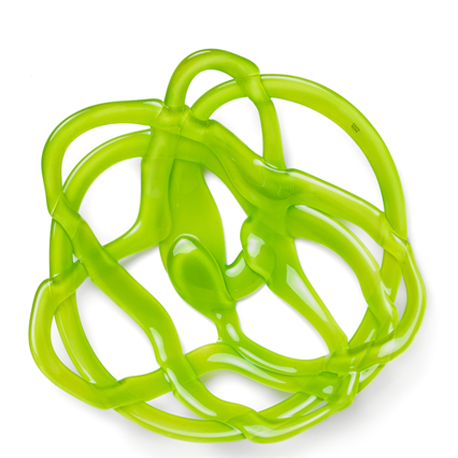 Basket Bowl (large, green
