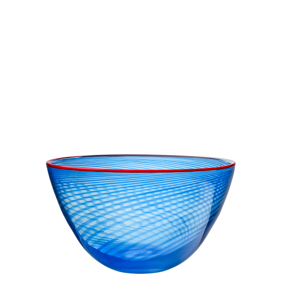Red Rim Bowl (small)