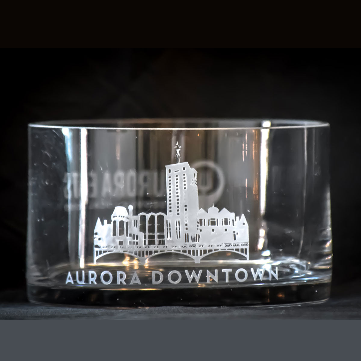 Aurora Downtown- Candy Dish