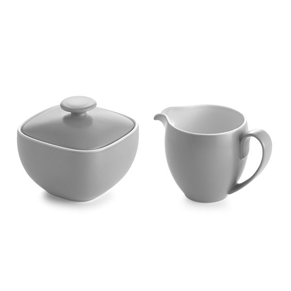 POP Sugar and Creamer Set - Slate