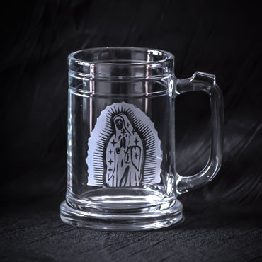 Our Lady of Guadalupe - Beer Mug