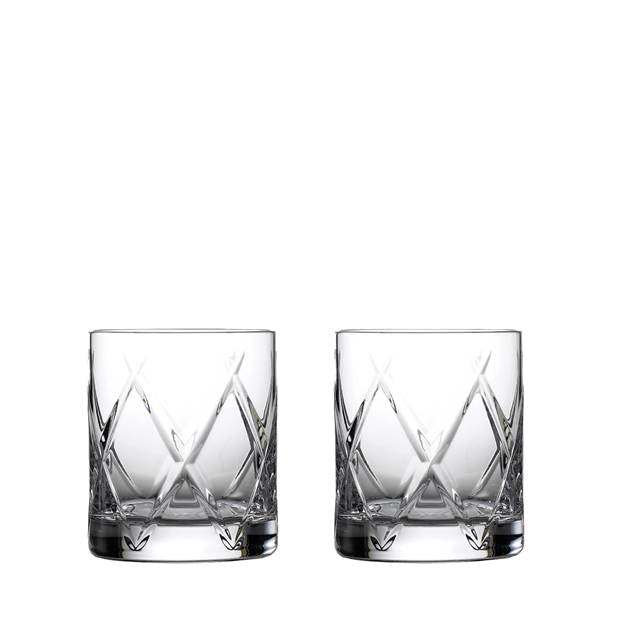 Olann Double Old Fashioned, Set of 2