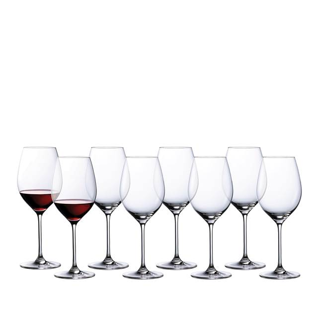 Moments Red Wine Set of 8