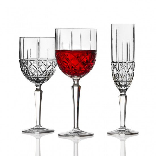 Brady Wine, Set of 4