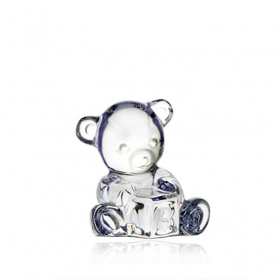 Giftology Baby Bear with Block