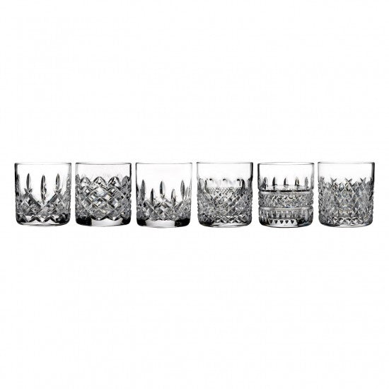Lismore Connoisseur Heritage Straight Sided Tumbler, Set of 6