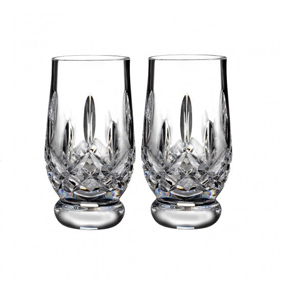 Lismore Connoisseur 5.5 oz Footed Tasting Tumbler, Pair