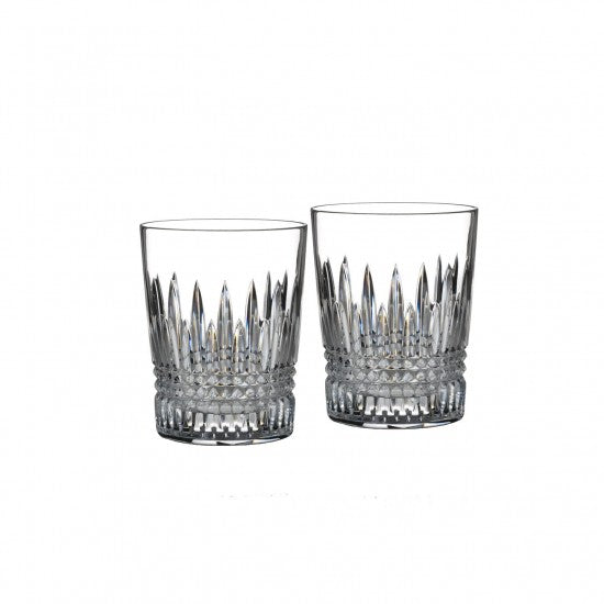 Lismore Diamond Tumbler, Pair