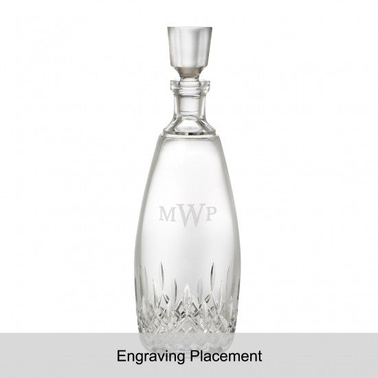 Lismore Essence Decanter with Stopper