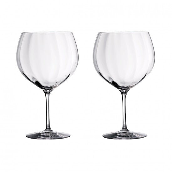 Elegance Optic Balloon Gin Set of 2