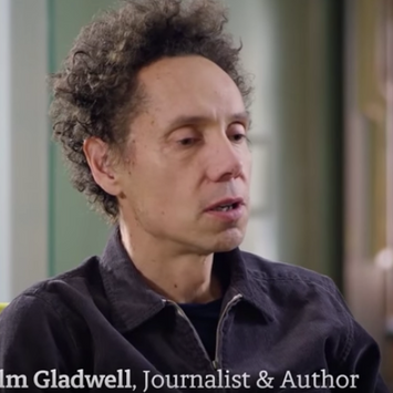 Malcolm Gladwell and World Class Runner Alex Hutchinson Explore the Secrets of Human Endurance