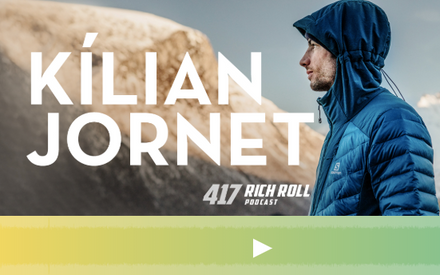 Rich Roll and Kilian Jornet: Summiting the Mind of the World's Greatest Mountain Runner