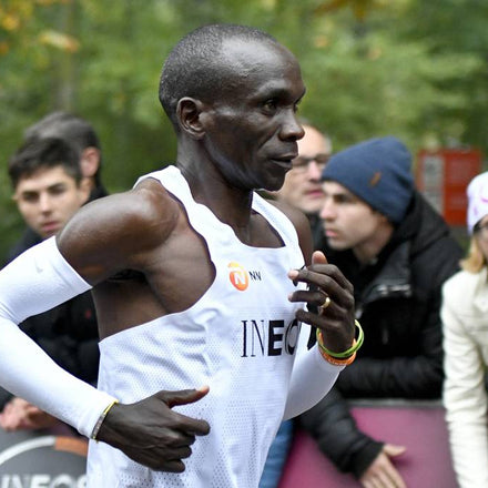 The incredible science behind Eliud Kipchoge's 1:59 marathon