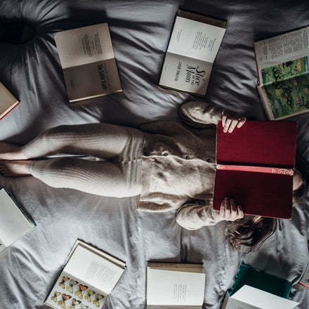 The Science of Reading Before Bed