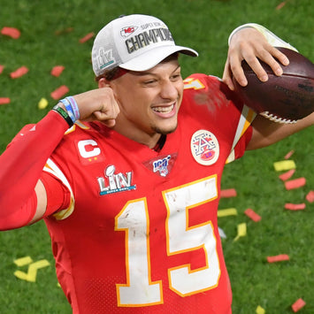 Super Bowl Champ Patrick Mahomes on His Go-To Workouts