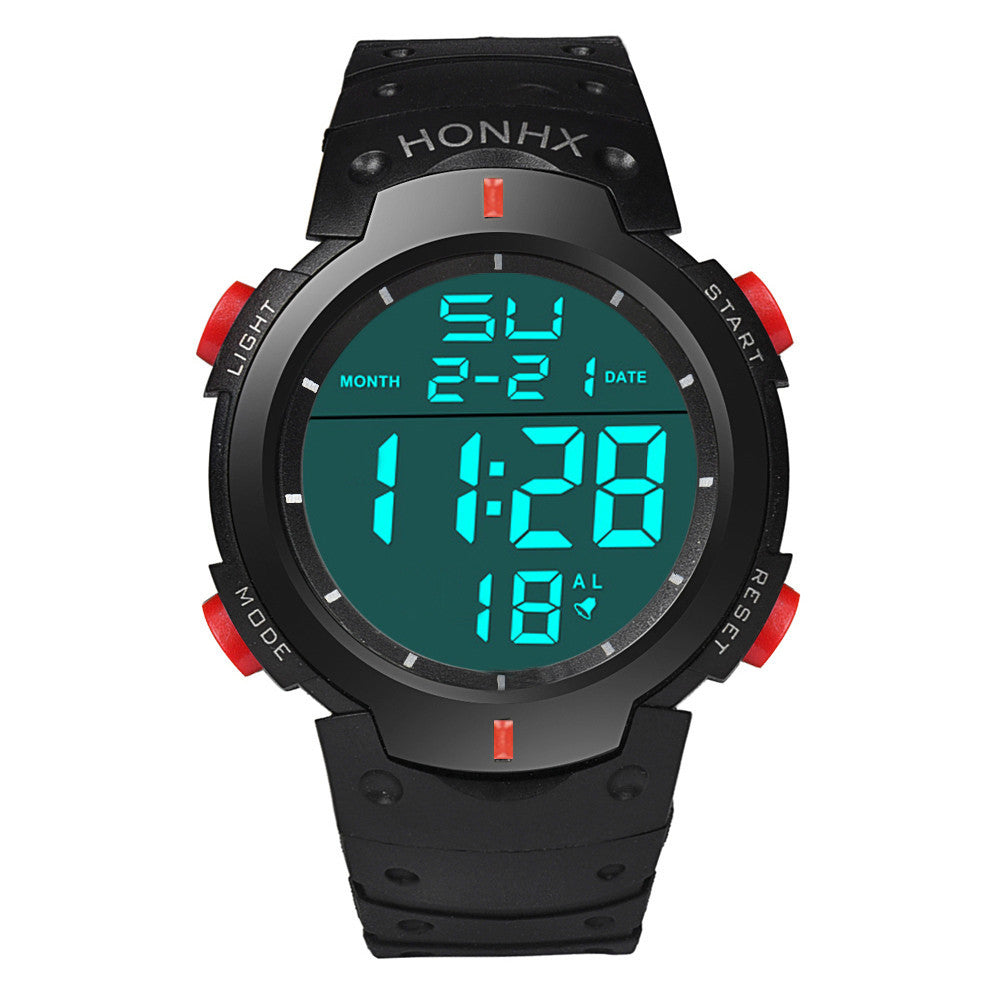Fashion Men's Digital Sports Watch