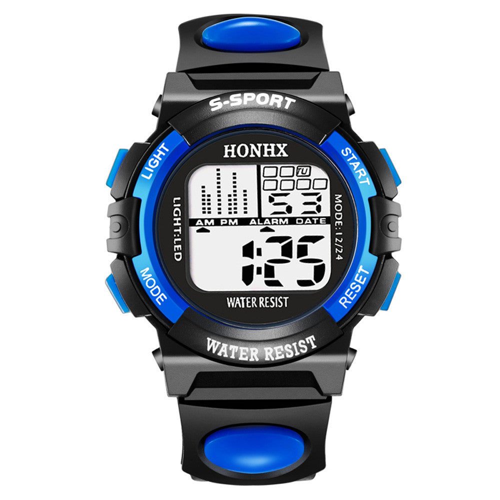 Outdoor Multifunction Children's Watch