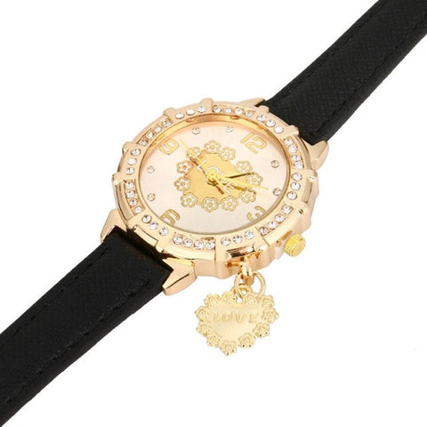 Casual Women Quartz Wristwatch