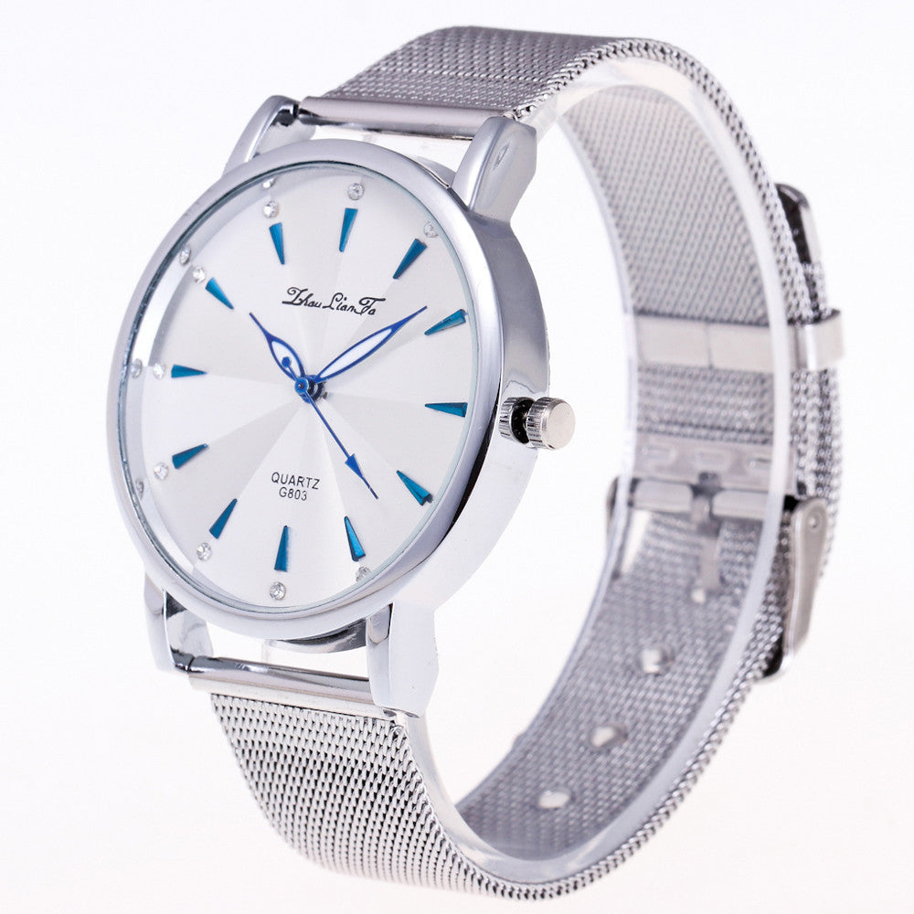 Unisex Trendy Quartz Watch