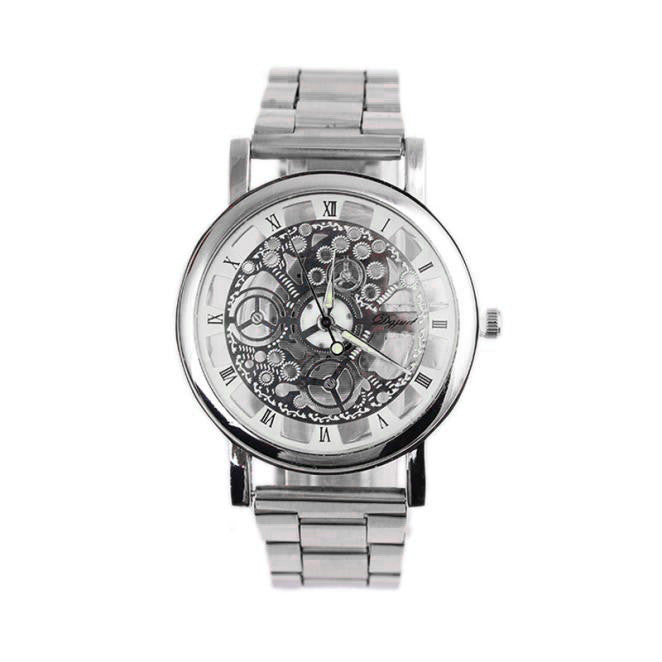 Fashion Men's Mechanical Gear Watch